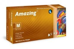 Aurelia Amazing AQL1.5 Powder Free Nitrile Gloves (Box of 300)
