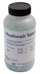 Mint Mouthwash Tablets (Tub of 1000)