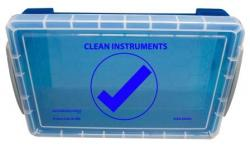 InstruBox Blue- Transport of clean intruments