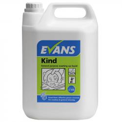 Kind Washing Up Liquid (5ltr)