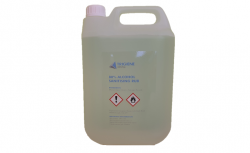 Trigiene 80% Alcohol Hand Sanitising Rub 5ltr (Each)