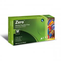 Zero Accelerator Free Nitrile Gloves (Box of 200)