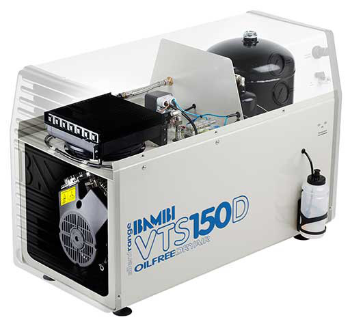 Buy VTS Range - Silent Oil-Free Air Compressors