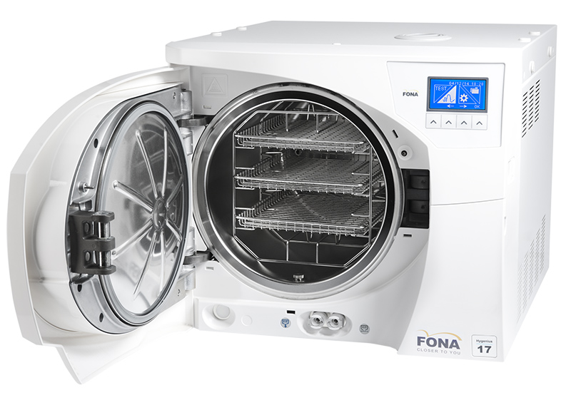 Buy FONA Hygenius | Dental Autoclaves